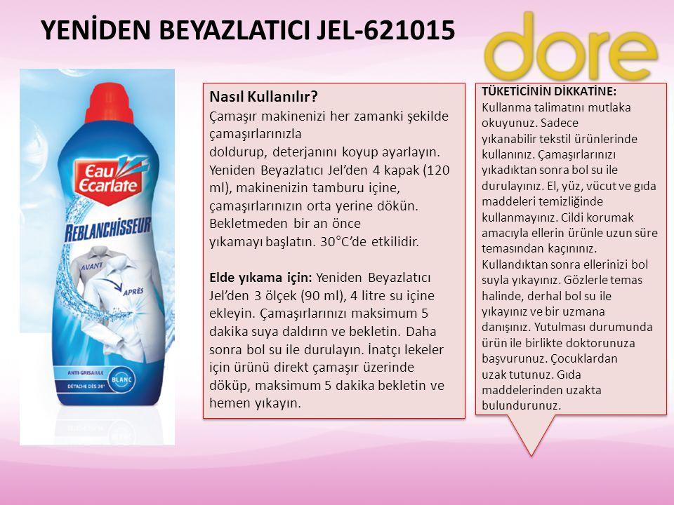 YENİDEN BEYAZLATICI JEL-621015