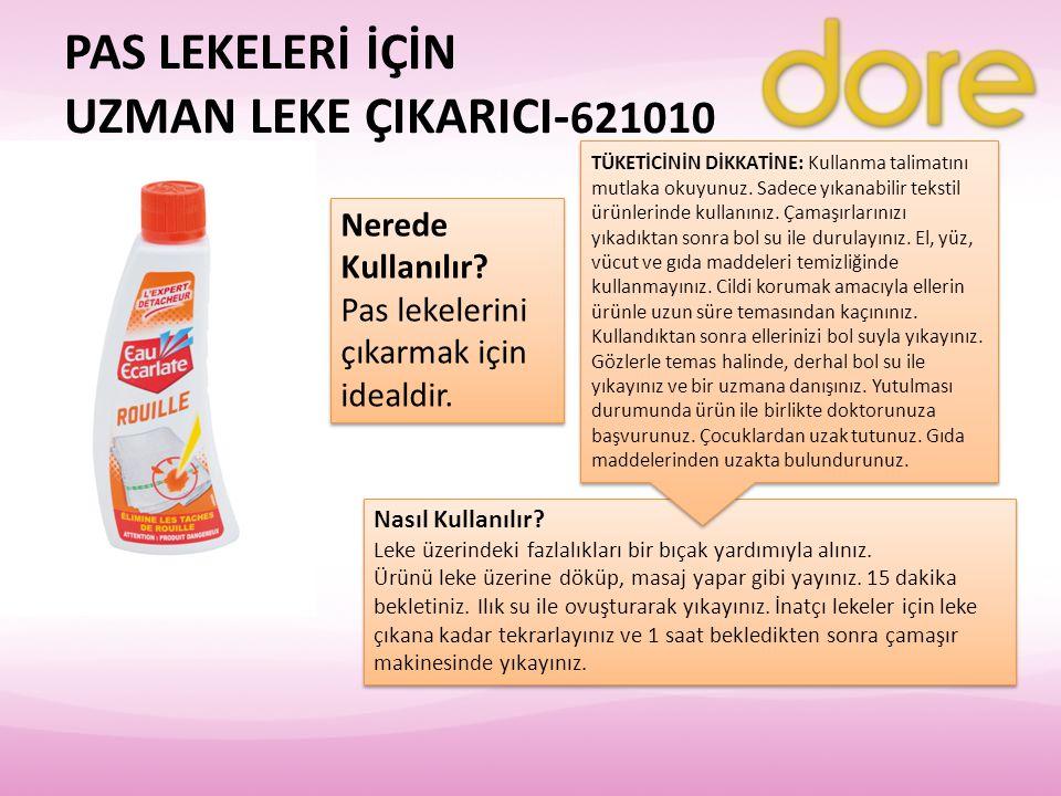 PAS LEKELERİ İÇİN UZMAN LEKE ÇIKARICI-621010