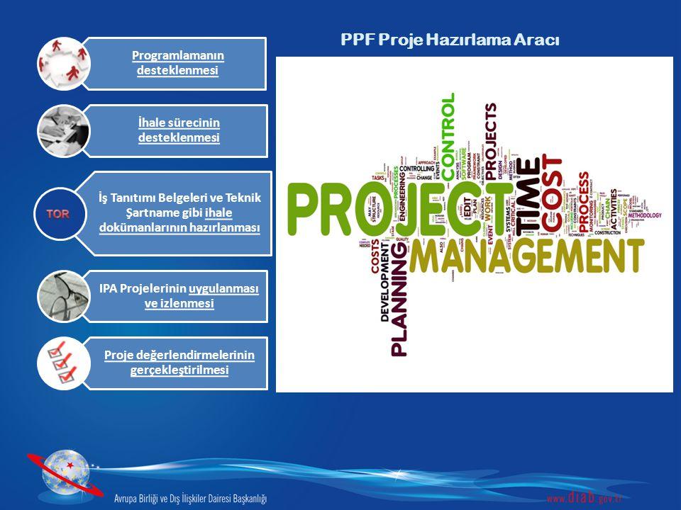 PPF Proje Hazırlama Aracı