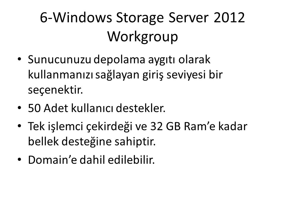 6-Windows Storage Server 2012 Workgroup