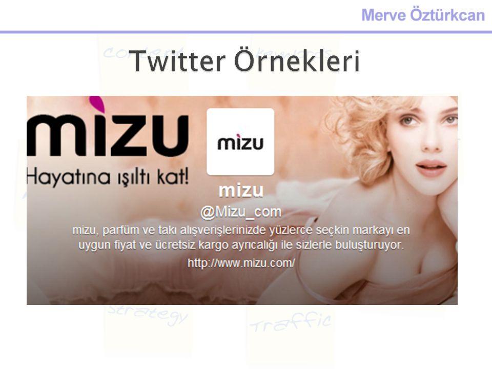Twitter Örnekleri