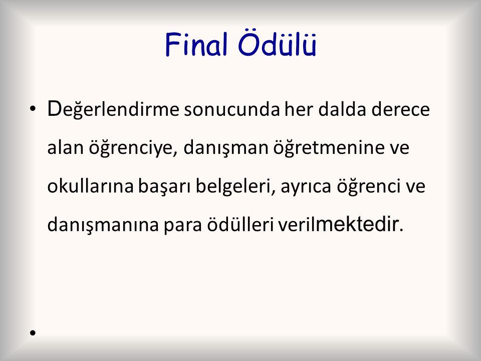 Final Ödülü