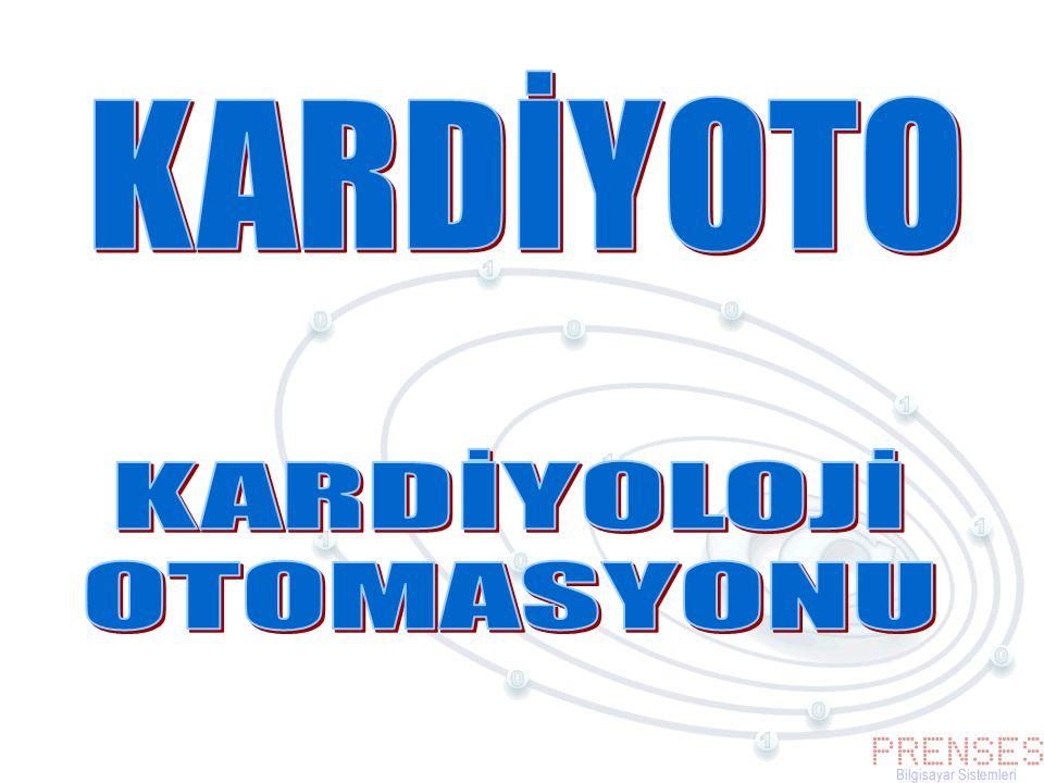 KARDİYOTO KARDİYOLOJİ OTOMASYONU