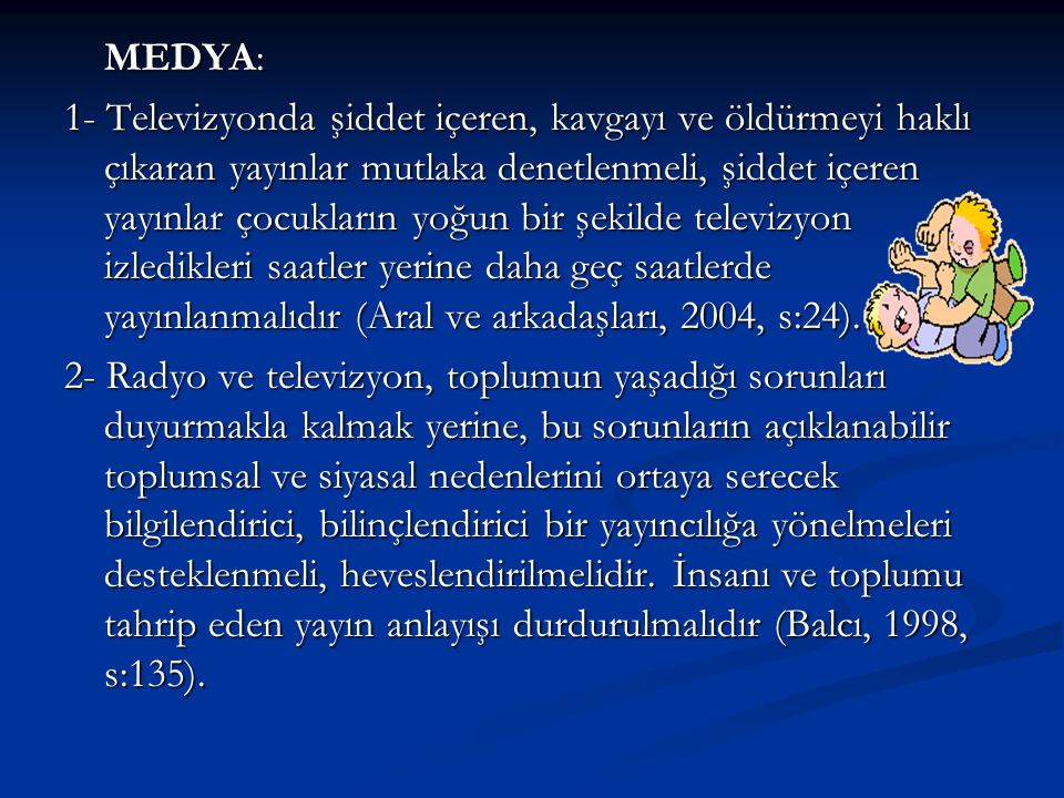 MEDYA: