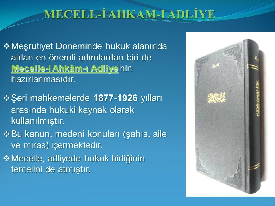 MECELL-İ AHKAM-I ADLİYE