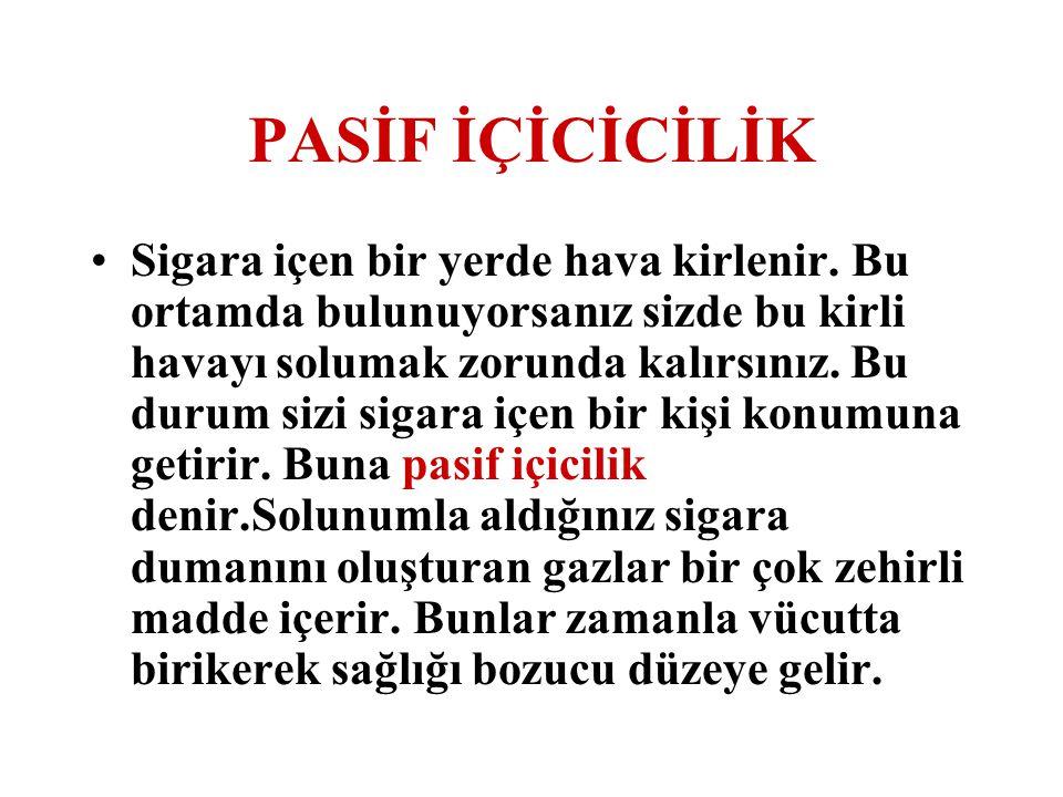 PASİF İÇİCİCİLİK