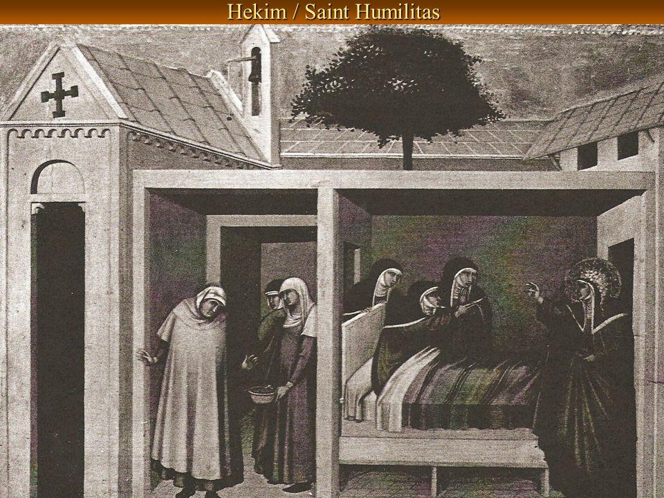 Hekim / Saint Humilitas