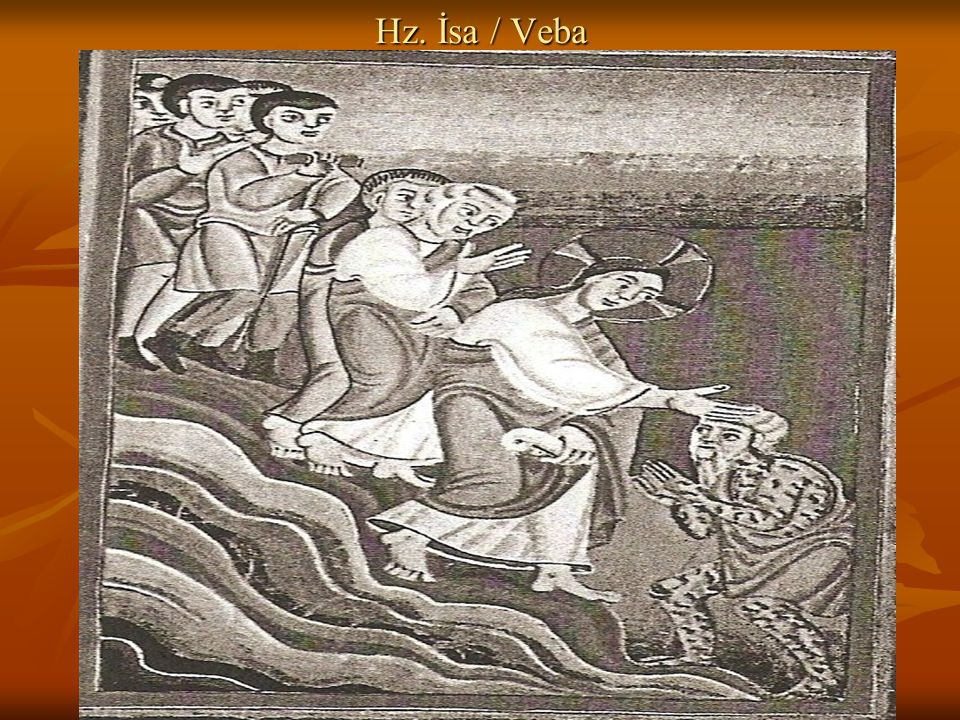 Hz. İsa / Veba