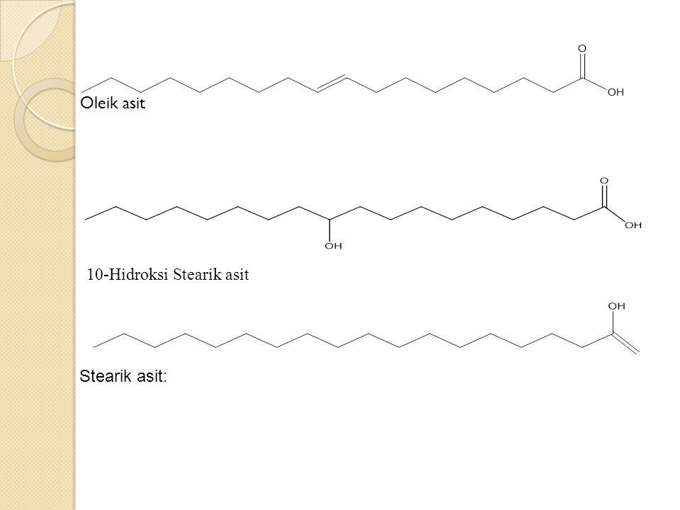 10-Hidroksi Stearik asit