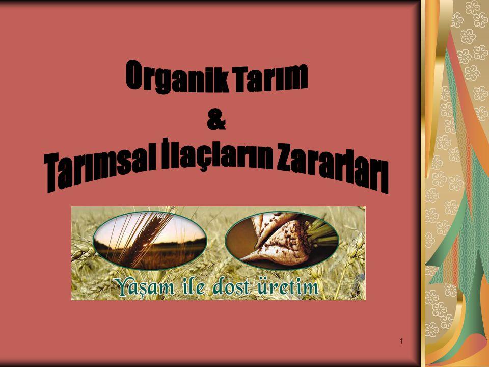 Tarımsal İlaçların Zararları
