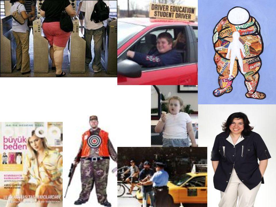 Obezler bir çok sektör için rant kapısı haline dönüşmüştür(büyük beden kıyafetler,light ürünler, zayıflama merkezleri, ben zayıflatırım diyen şarlatanlar vs…).