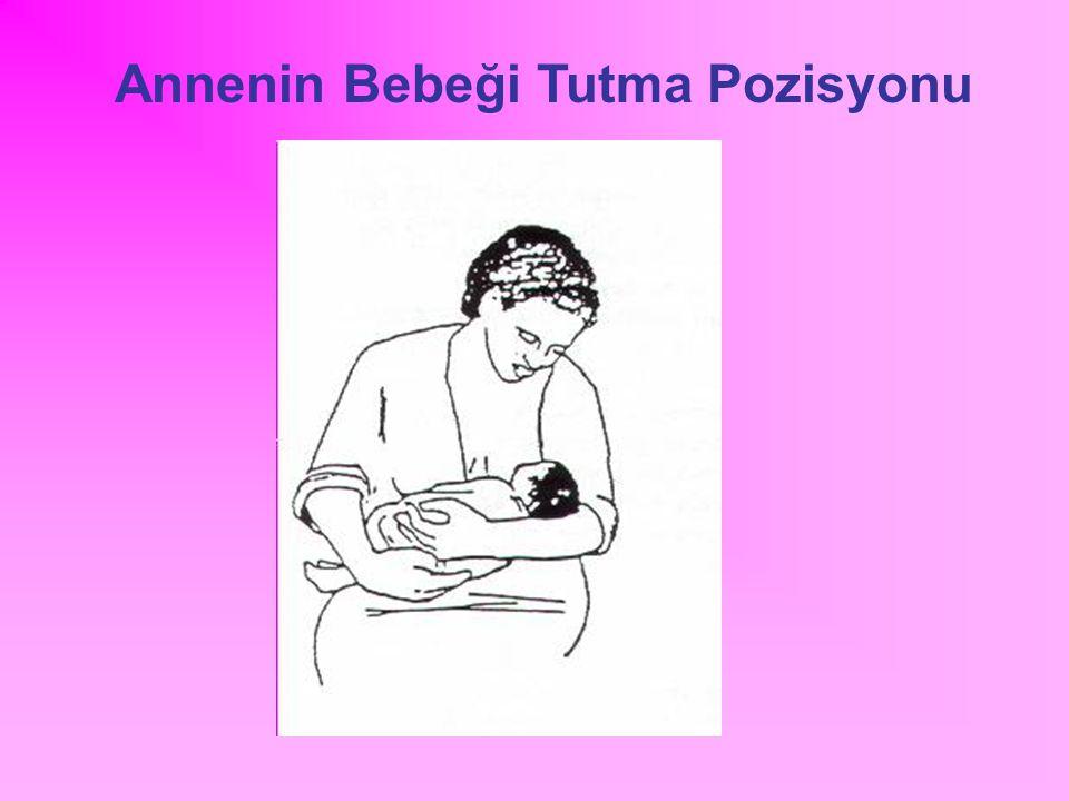 Annenin Bebeği Tutma Pozisyonu