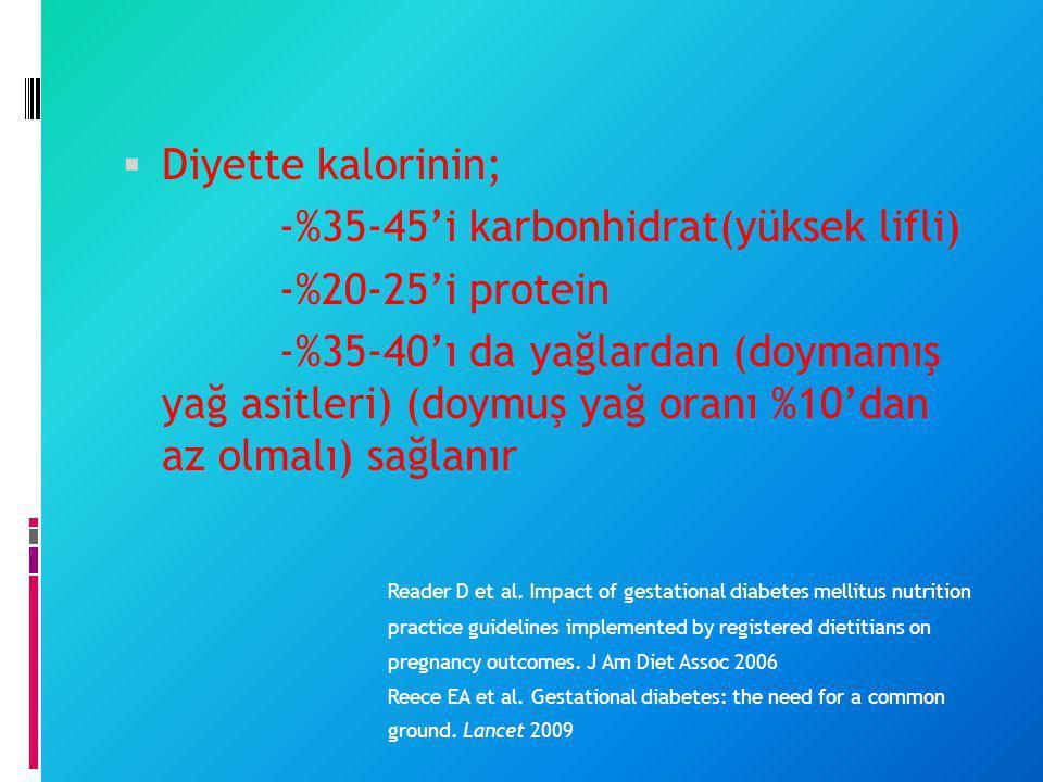 -%35-45'i karbonhidrat(yüksek lifli) -%20-25'i protein