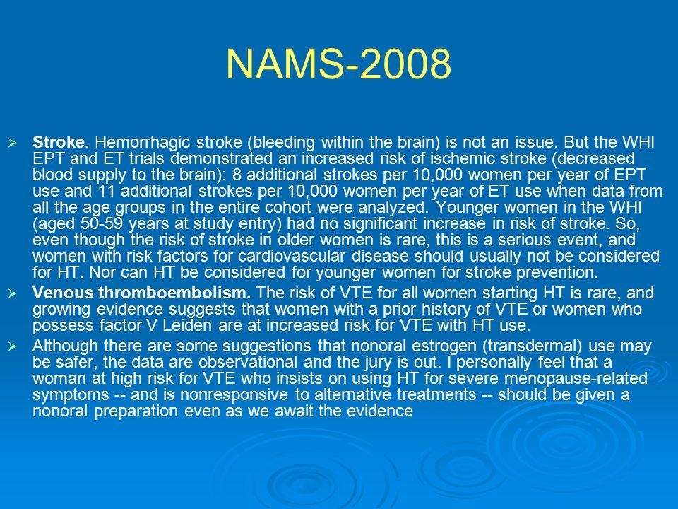 NAMS-2008
