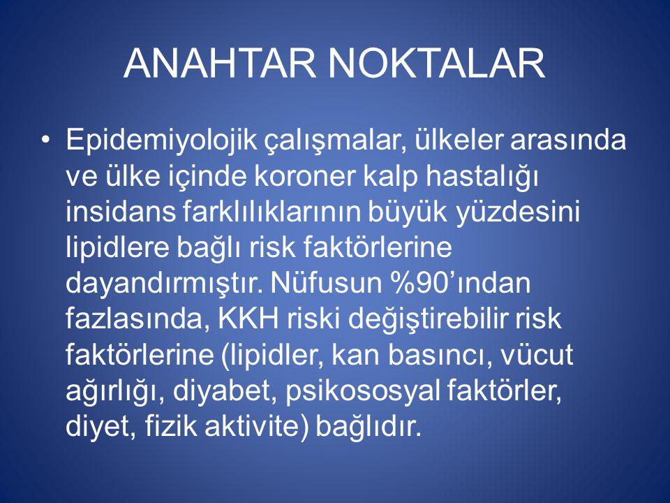 ANAHTAR NOKTALAR