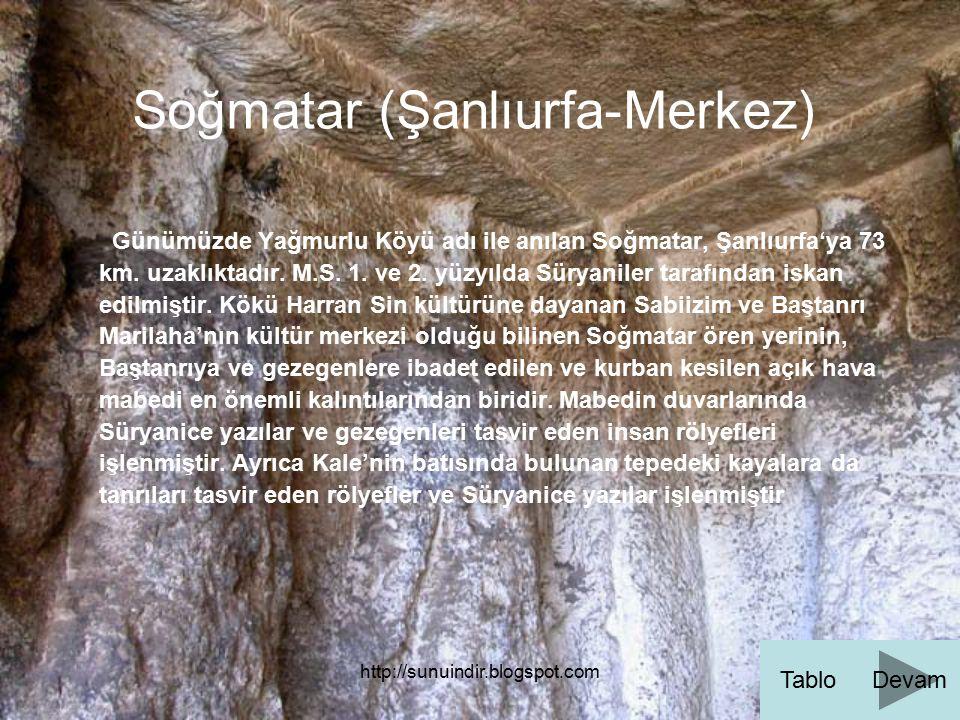 Soğmatar (Şanlıurfa-Merkez)