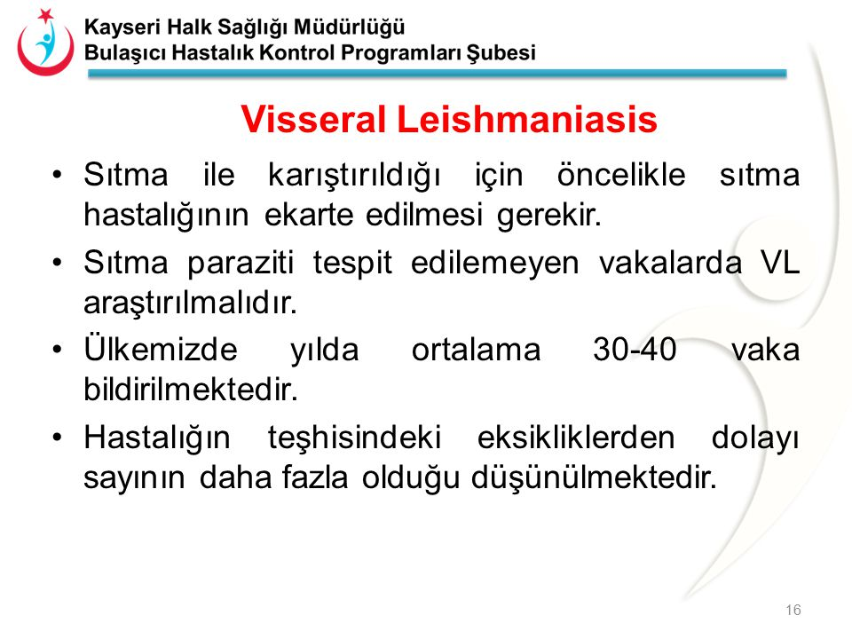 Visseral Leishmaniasis