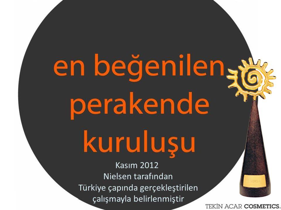 Türkiye çapında gerçekleştirilen çalışmayla belirlenmiştir