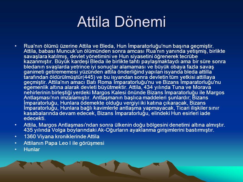 Attila Dönemi