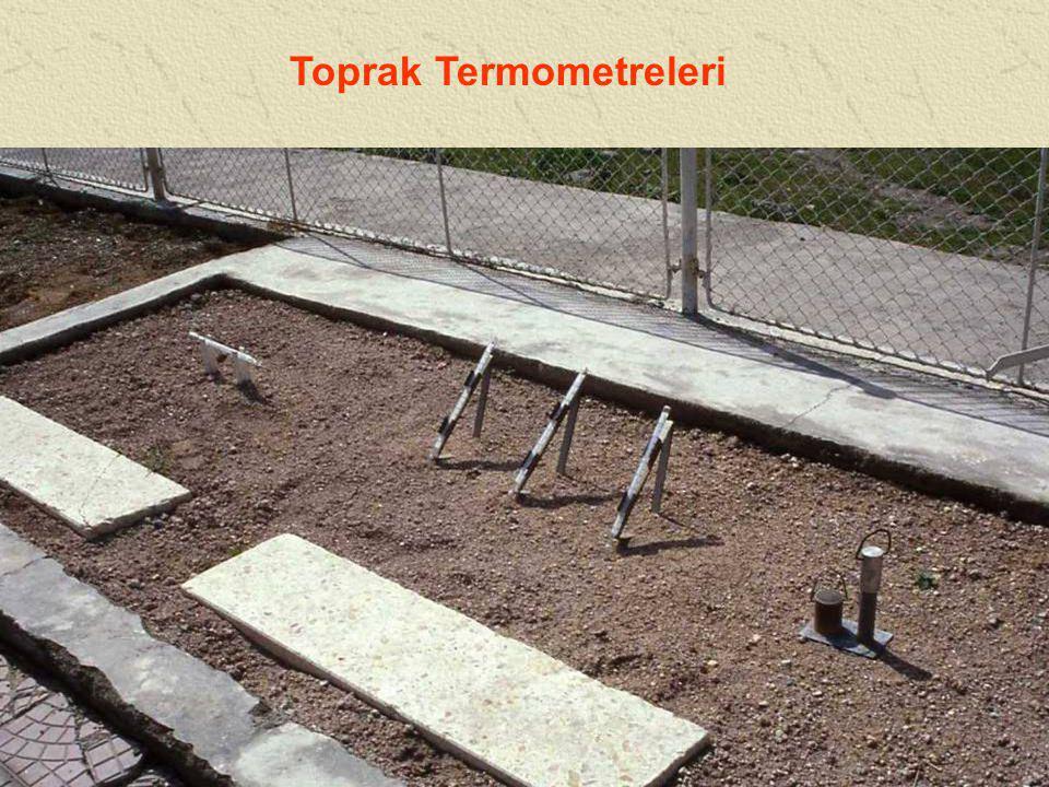 Toprak Termometreleri