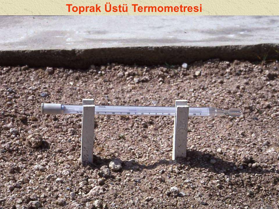Toprak Üstü Termometresi