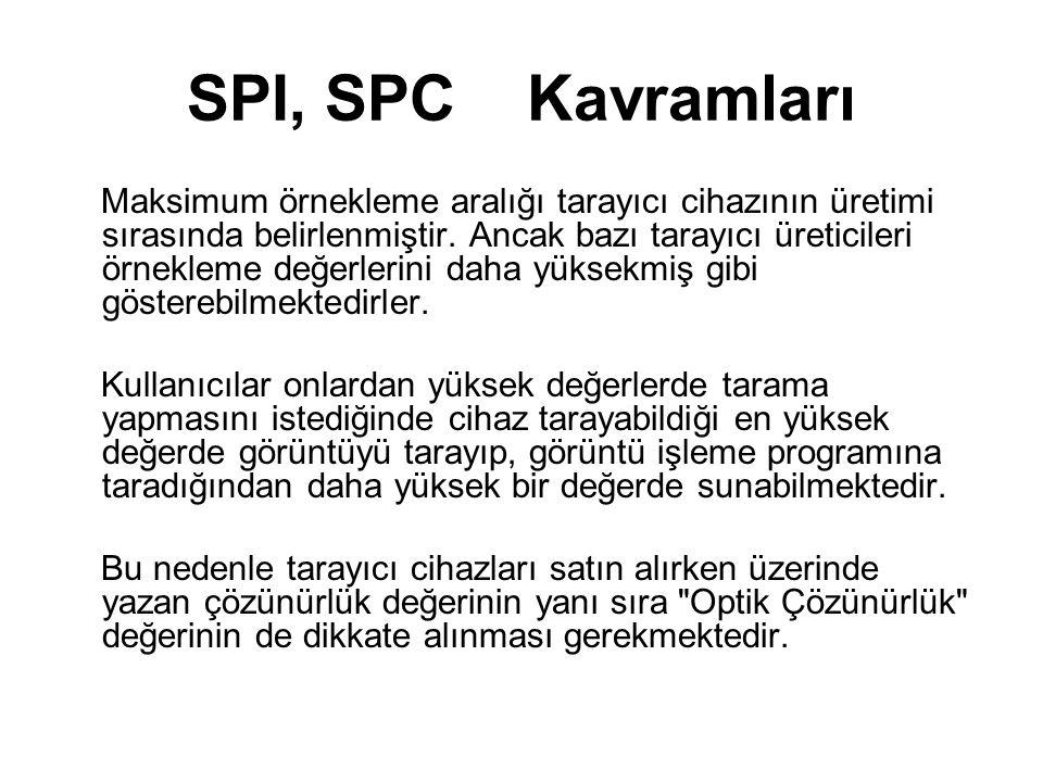 SPI, SPC Kavramları