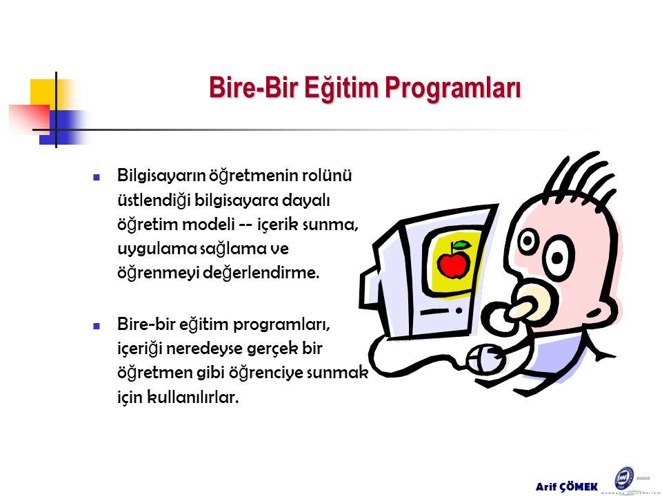 Bire-Bir Eğitim Programları