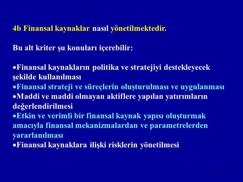 4b Finansal kaynaklar nasıl yönetilmektedir.