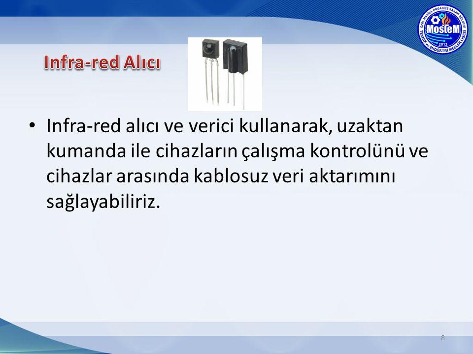 Infra-red Alıcı