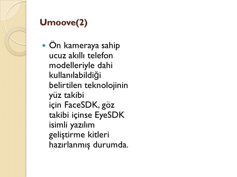 Umoove(2)