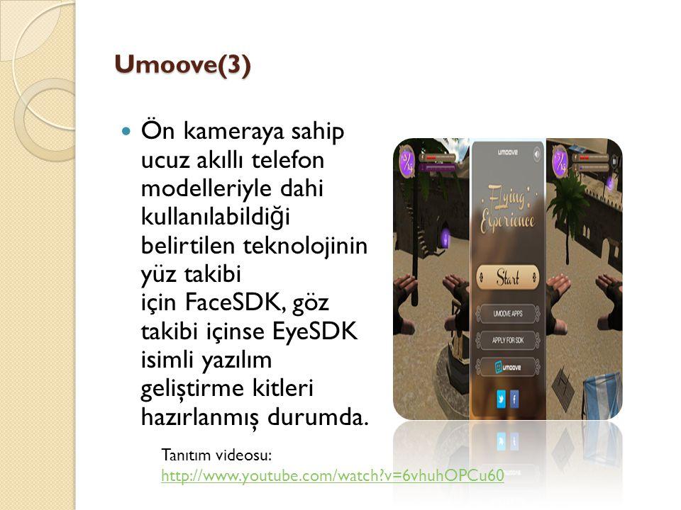 Umoove(3)