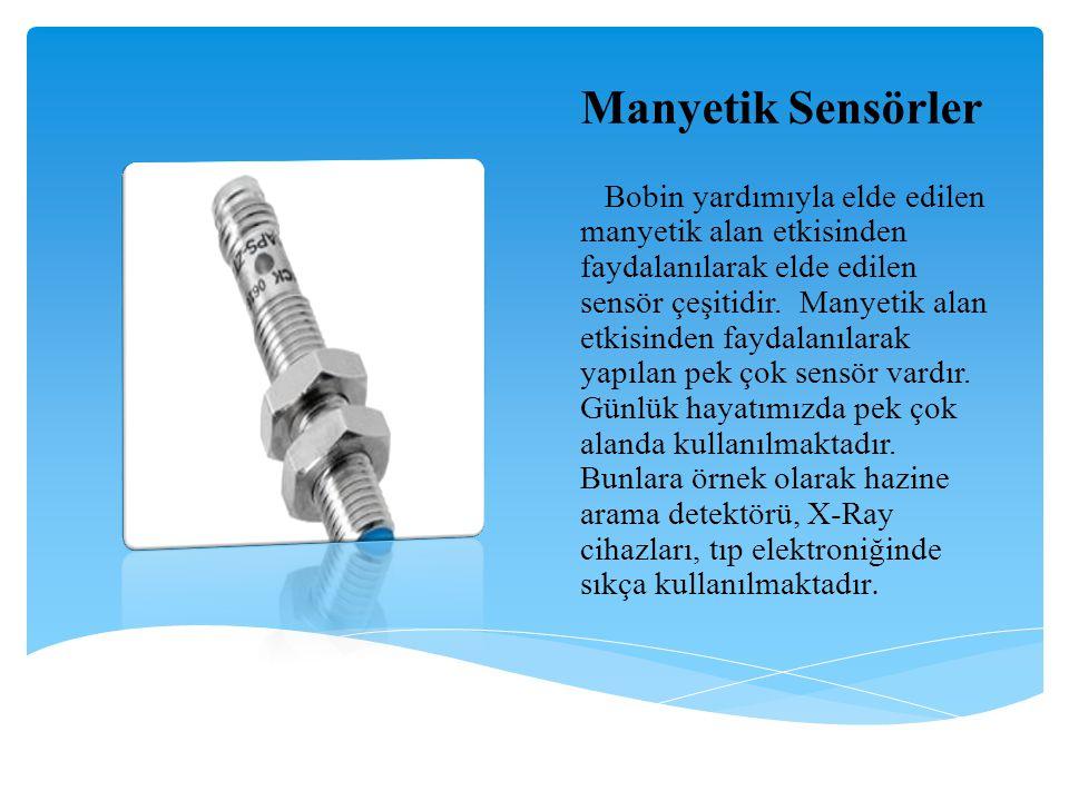 Manyetik Sensörler