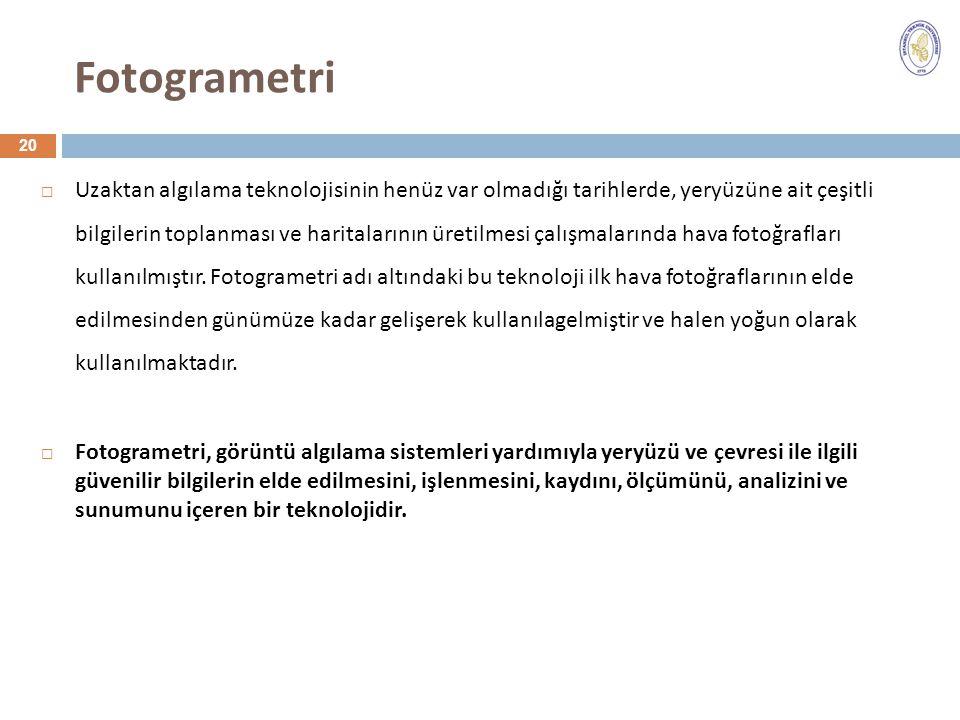 Fotogrametri