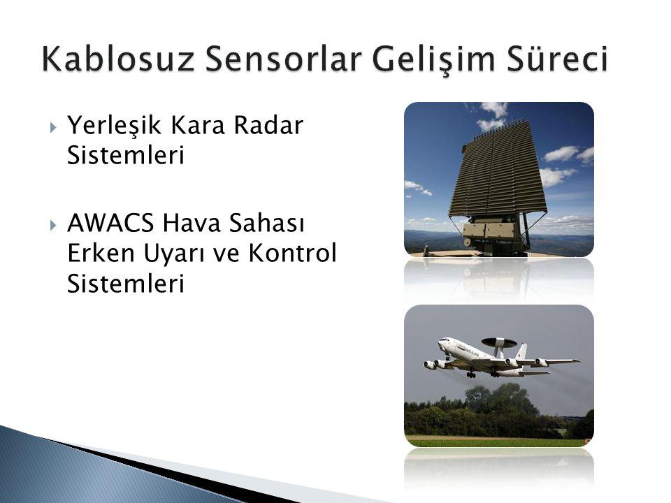 Kablosuz Sensorlar Gelişim Süreci