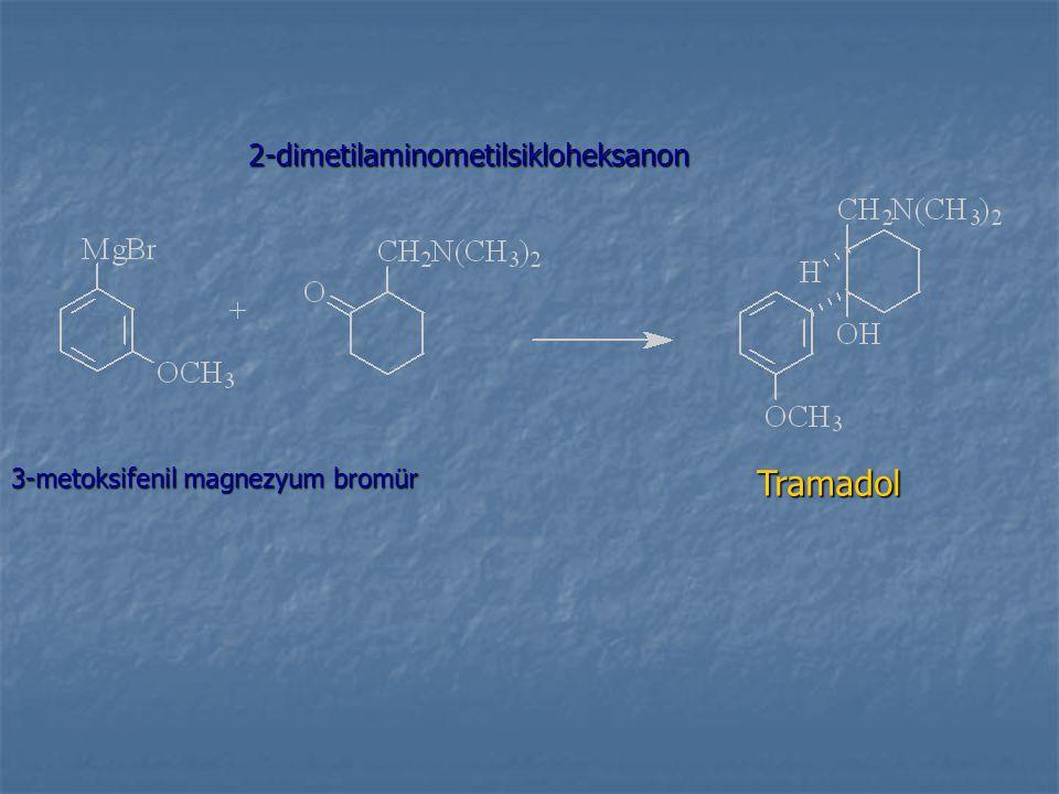 Tramadol 2-dimetilaminometilsikloheksanon