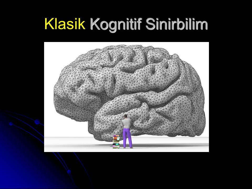 Klasik Kognitif Sinirbilim