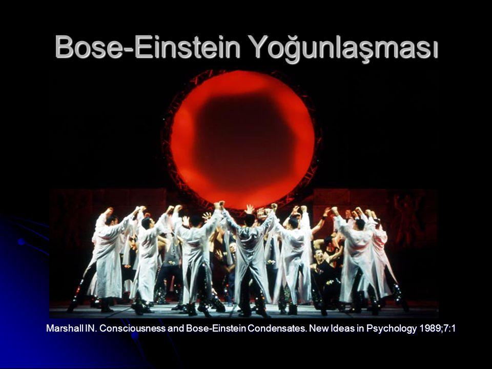 Bose-Einstein Yoğunlaşması