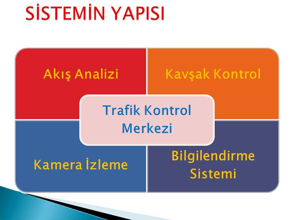 Trafik Kontrol Merkezi Bilgilendirme Sistemi