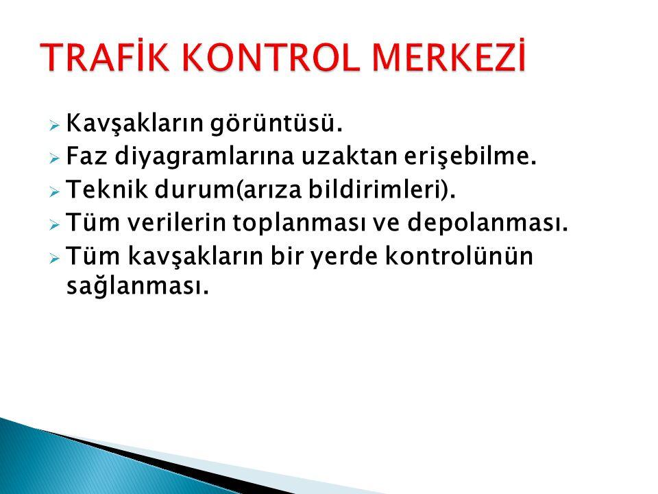 TRAFİK KONTROL MERKEZİ