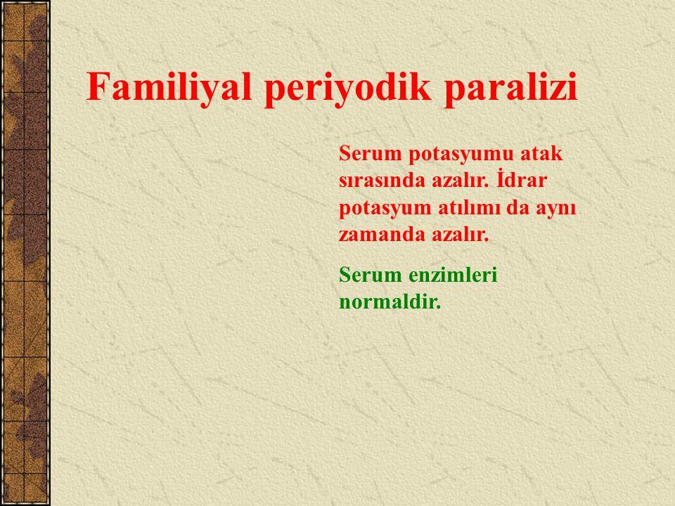 Familiyal periyodik paralizi