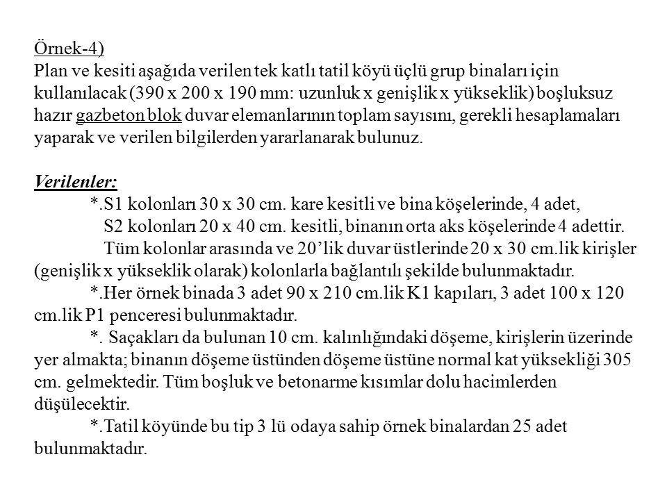 Örnek-4)