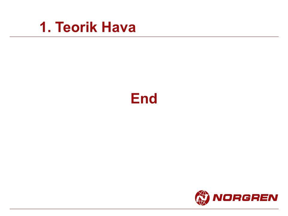 1. Teorik Hava End