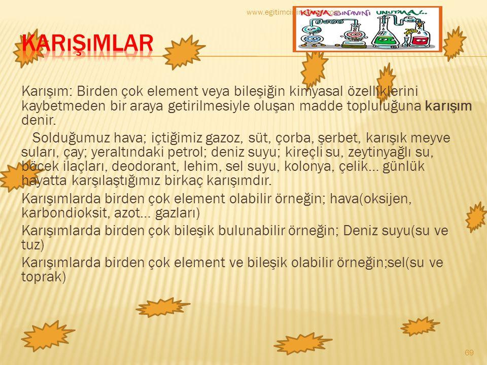 www.egitimcininadresi.com karışımlar.