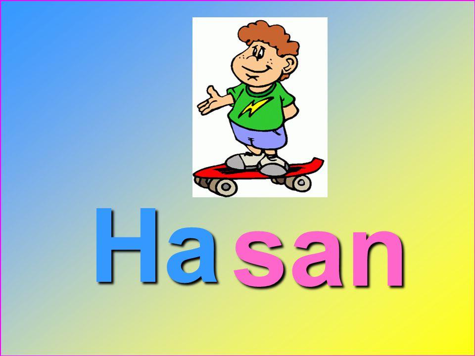 Ha san