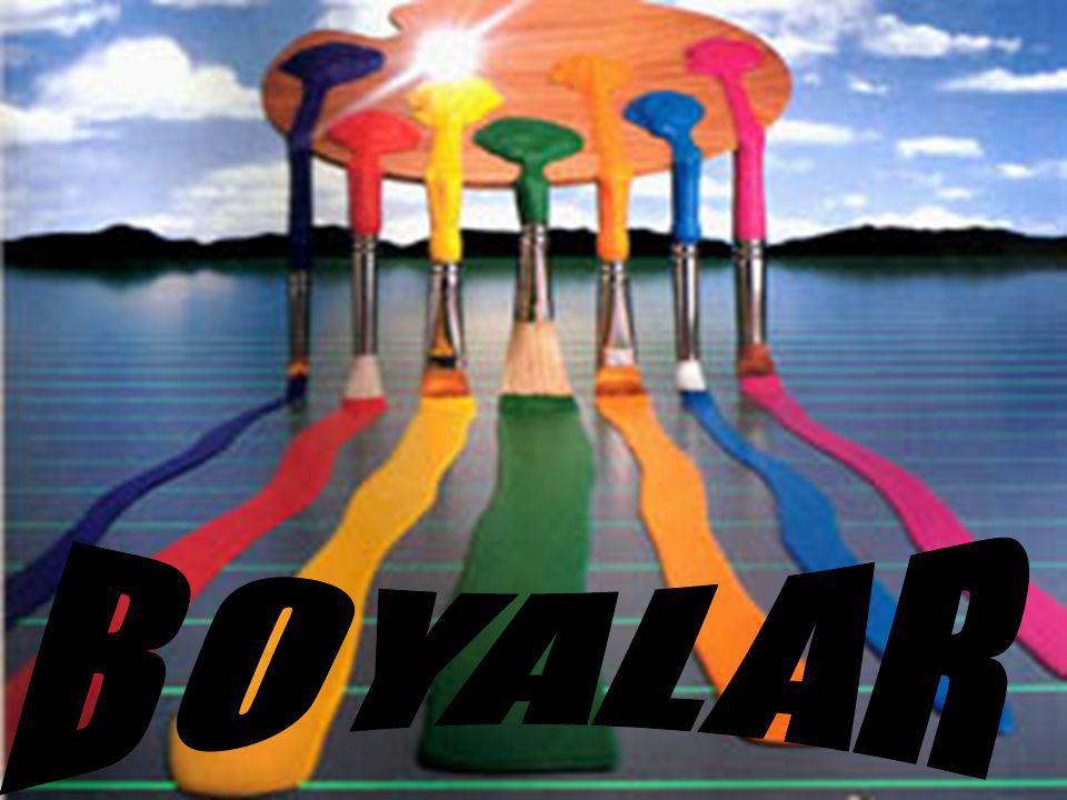 BOYALAR