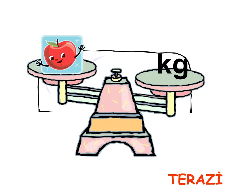 kg TERAZİ
