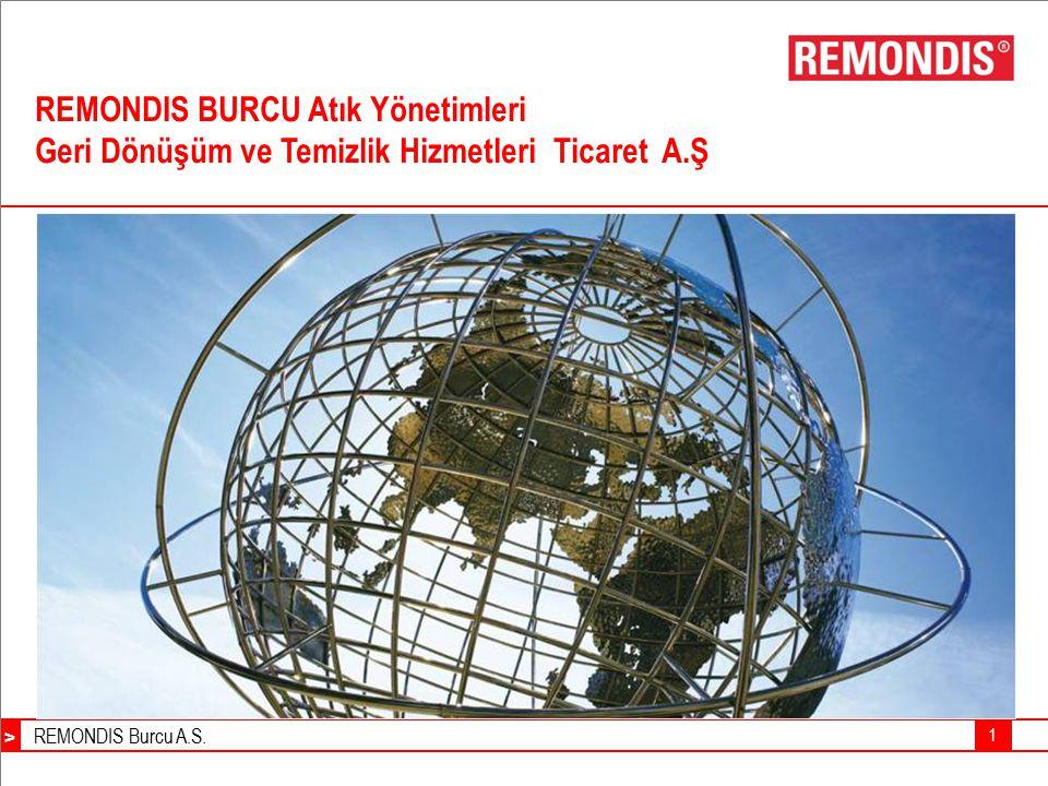REMONDIS BURCU Atık Yönetimleri Geri Dönüşüm ve Temizlik Hizmetleri Ticaret A.Ş