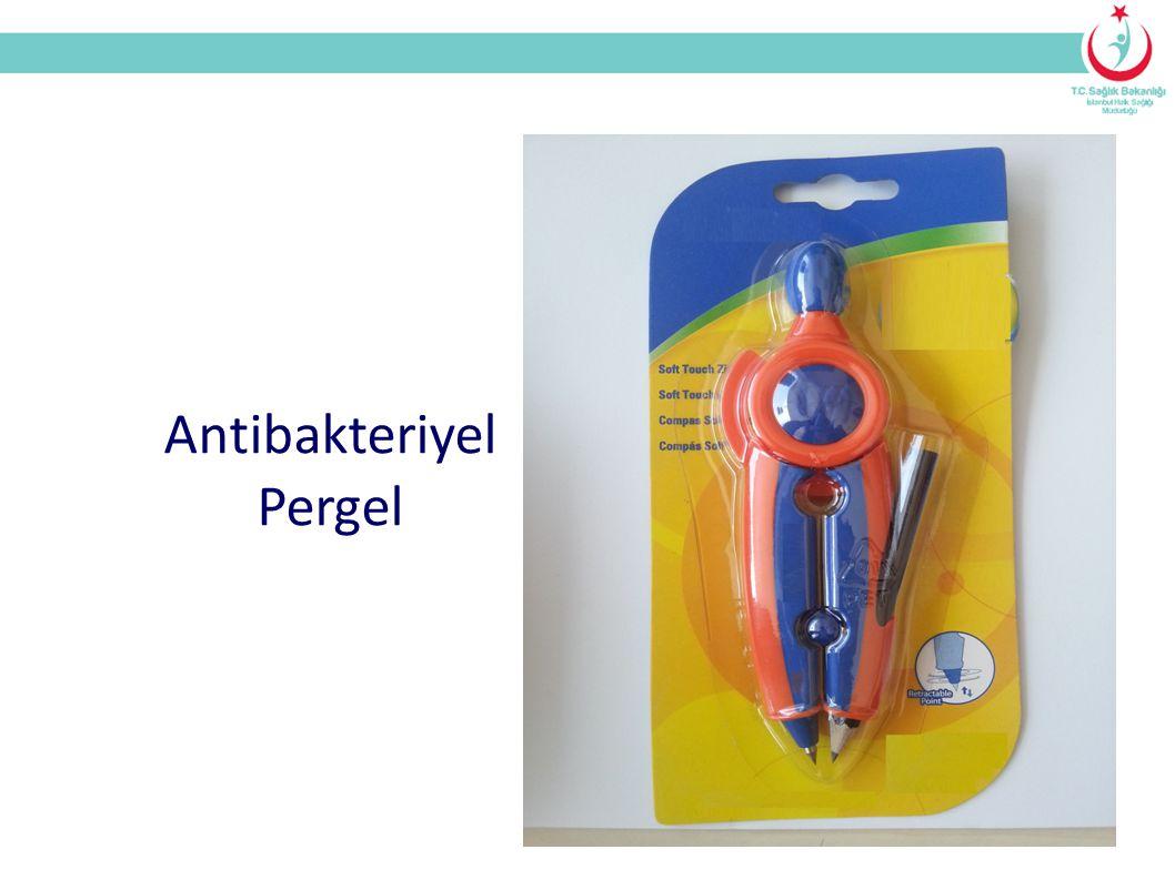 Antibakteriyel Pergel