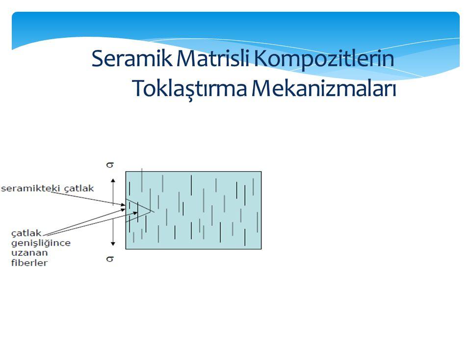 Seramik Matrisli Kompozitlerin Toklaştırma Mekanizmaları
