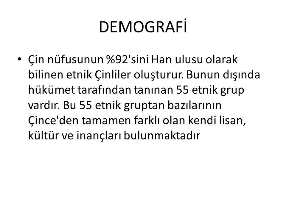 DEMOGRAFİ